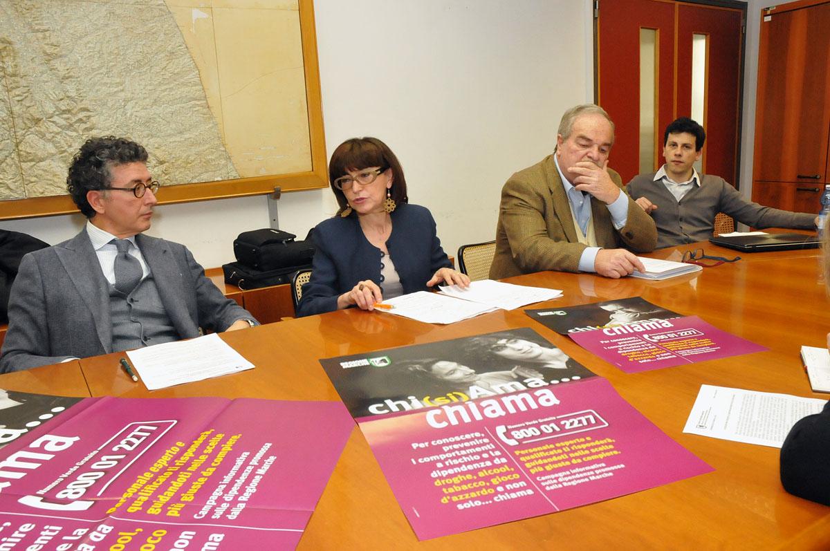 Regione Marche: accordo per il giubileo e campagna informativa contro le dipendenze