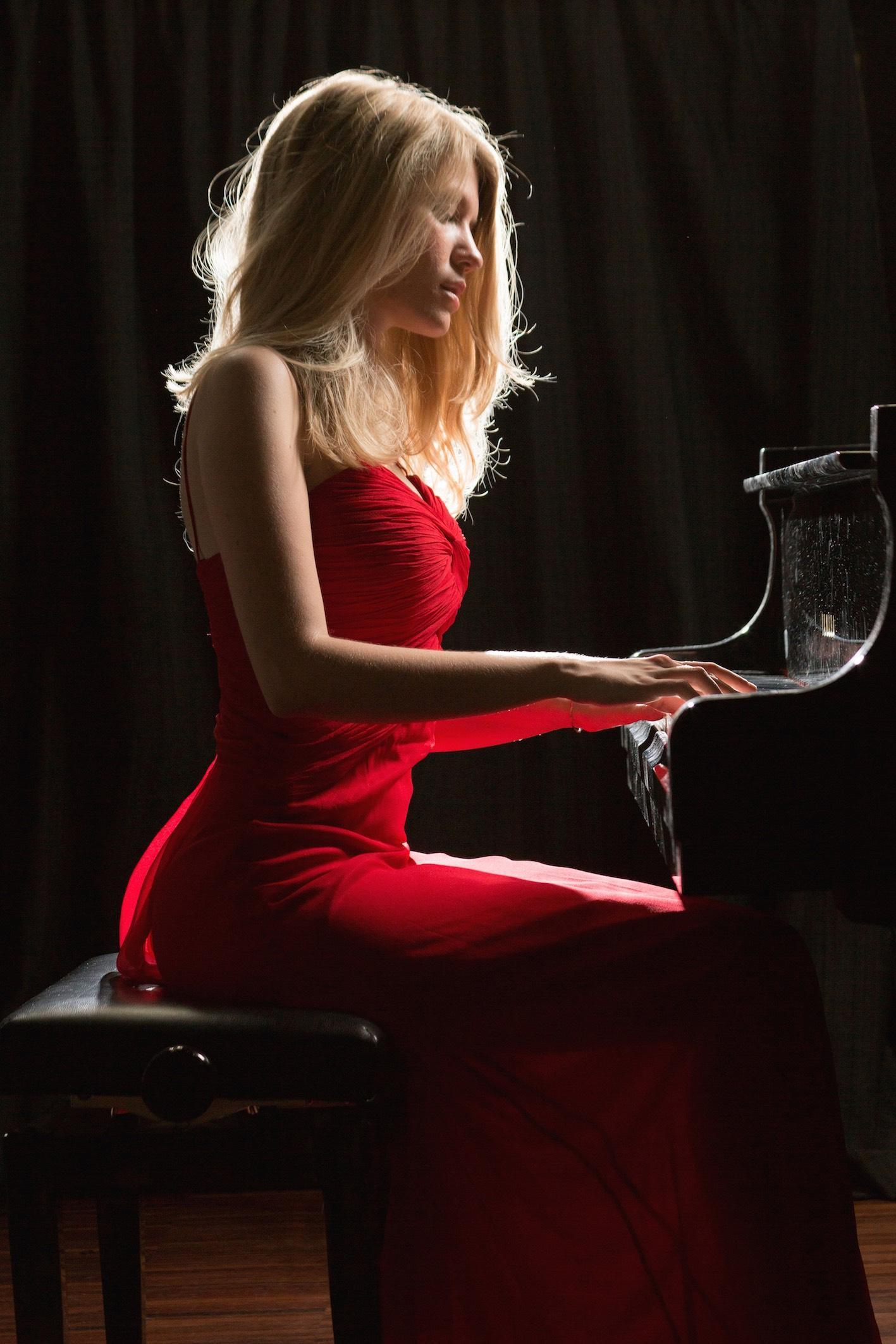 """Concerti di """"Appassionata"""" per pianoforte. Beethoven con Costanza Principe e Leonora Armellini"""