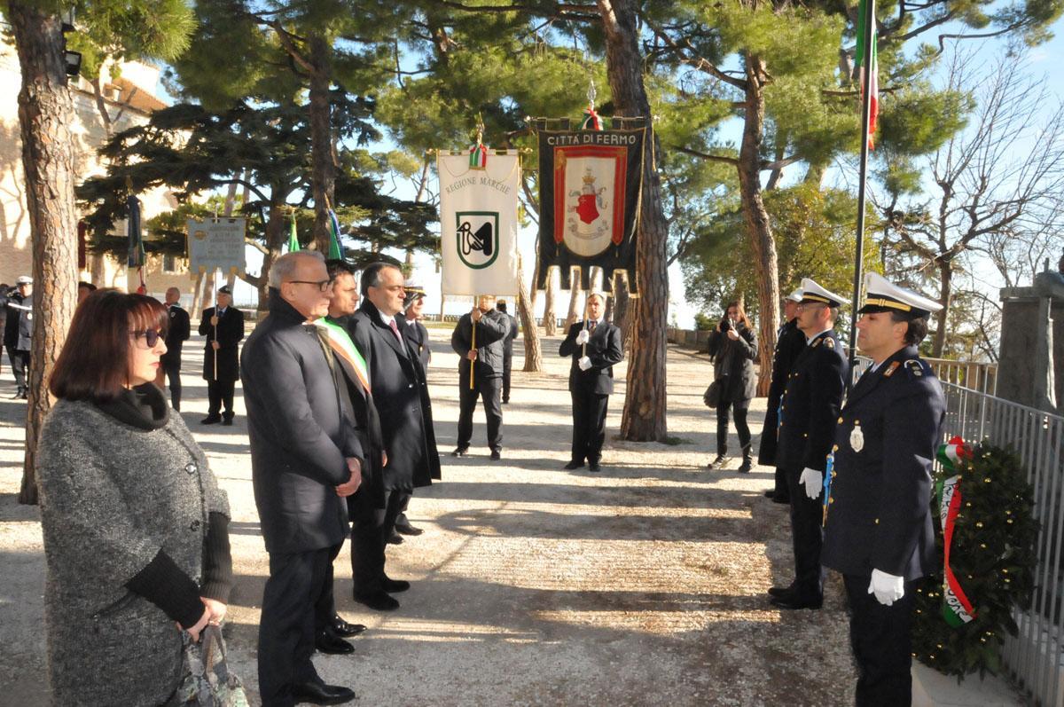 Giornata della Polizia locale delle Marche. Cerimonia a Fermo