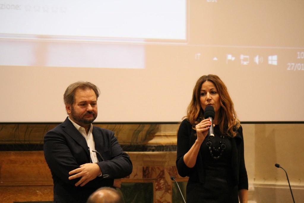 Massimo Puliani e Paola Taddei