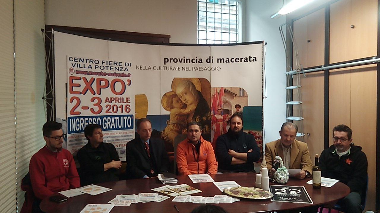 """""""Marche Aziende Expo"""" il 2 e 3 aprile alla fiera di Villa Potenza"""