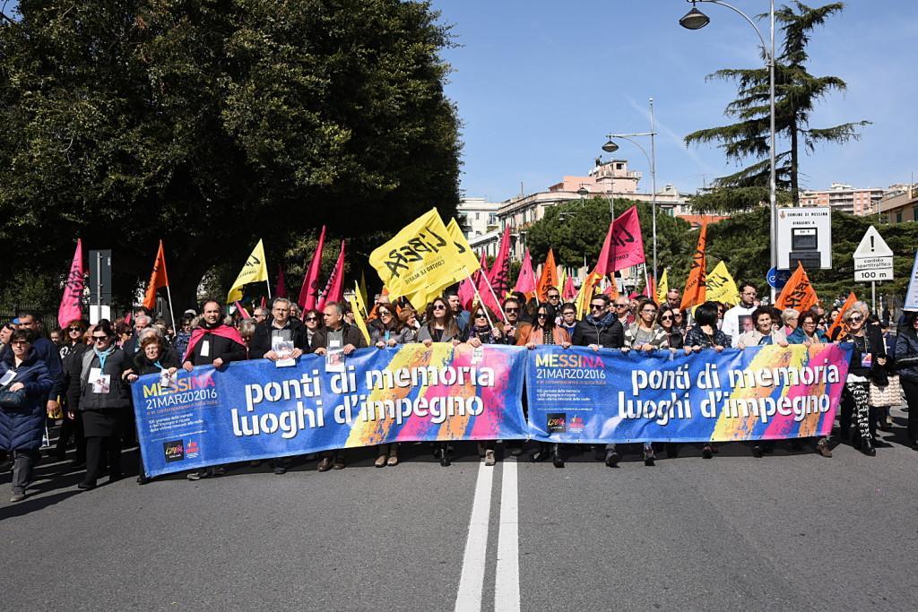 Giornata antimafia. Con Libera manifestazioni in tutta Italia