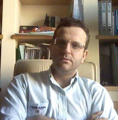 L'assessore Marco Caldarelli