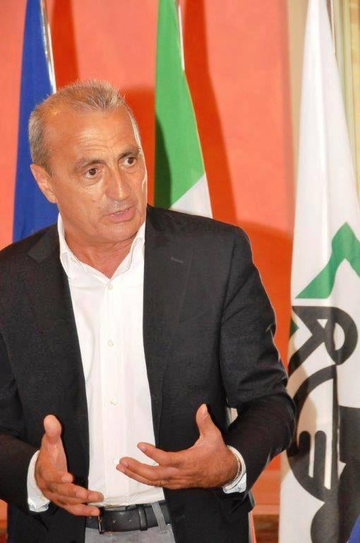L'assessore Fabrizio Cesetti