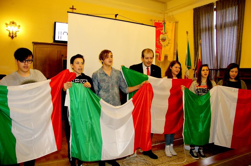 Civitanova ha celebrato la Giornata dell'Unità nazionale