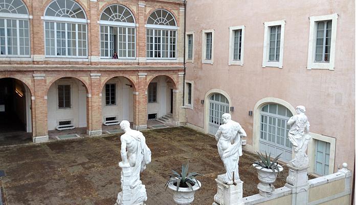 Buona affluenza di turisti ai musei di Macerata e San Severino