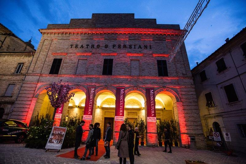 Il Teatro Persiani di Recanati