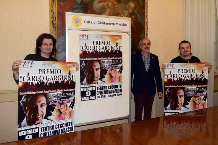Premio Carlo Gargioni a Civitanova. Mercoledì serata finale