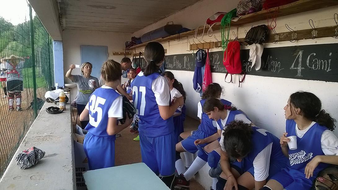 Macerata Social Softball con la nazionale U21 dal 25 al 27