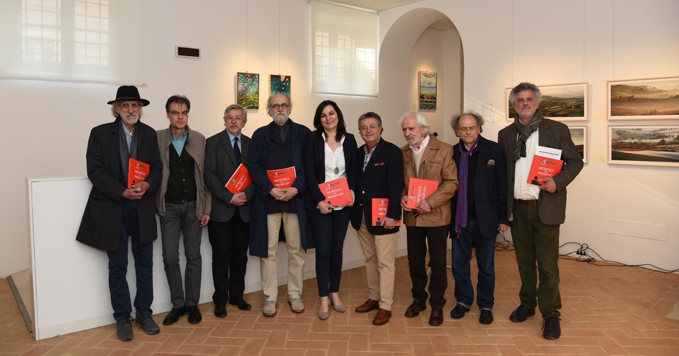 Il paesaggio metafisico, otto artisti in mostra a Macerata