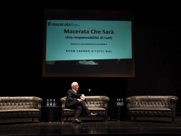 """""""Macerata che sarà"""", presentato il progetto in Regione"""