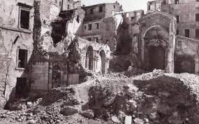Cerimonia per ricordare il bombardamento di Macerata