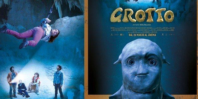 """""""Grotto"""", il film girato nelle Grotte di Frasassi al Multiplex 2000"""