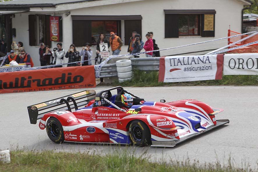 Sarnano: Trofeo Scarfiotti, nelle prove Merli precede Faggioli
