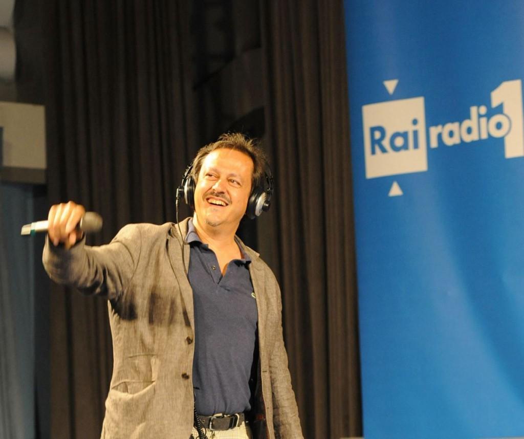John Vignola, Radio 1 Rai