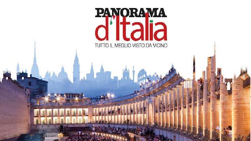 """Da mercoledì """"Panorama d'Italia"""" alla scoperta di Macerata"""