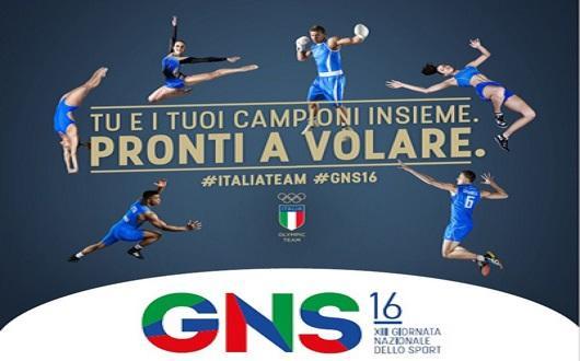 Giornata nazionale dello Sport, le iniziative nelle Marche
