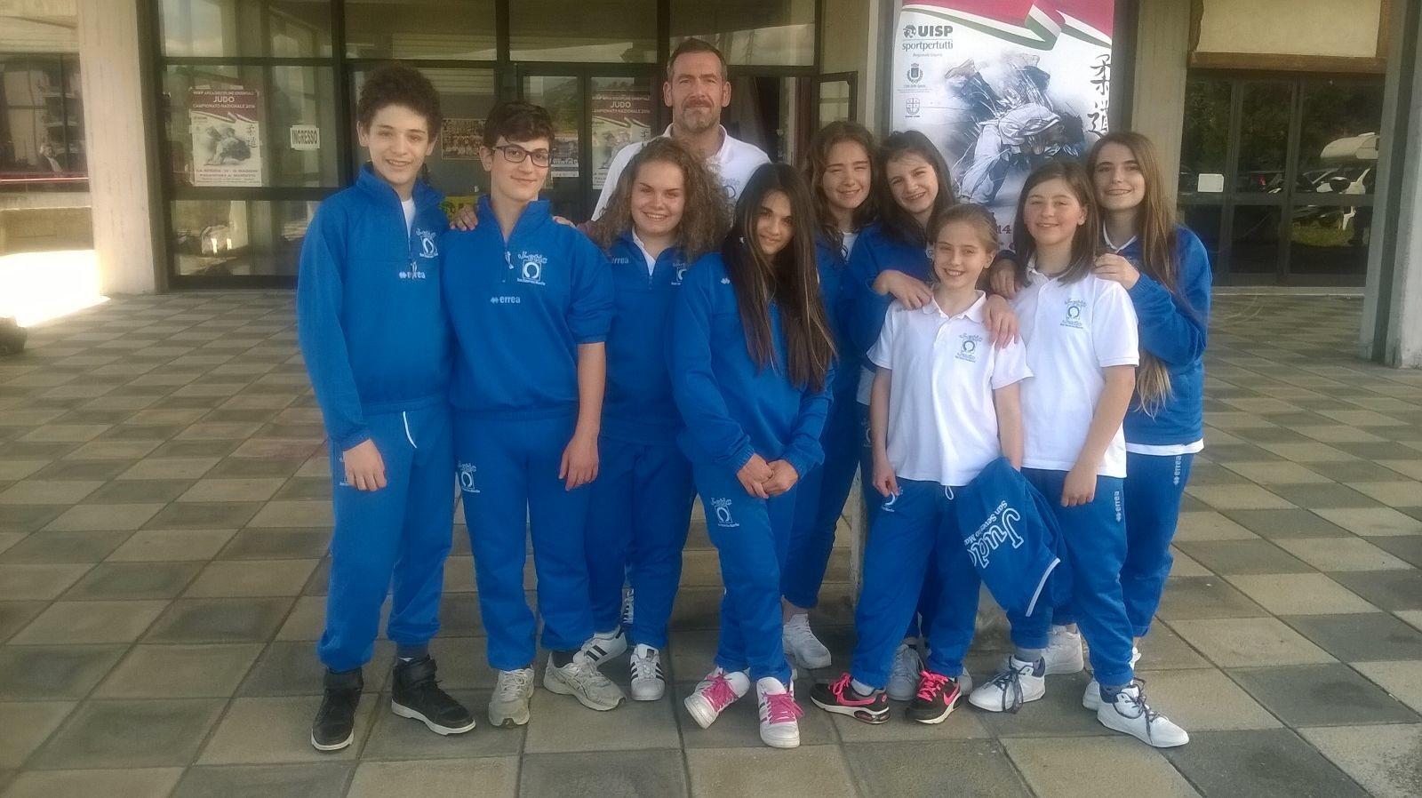 Judo: 2 ori e 1 bronzo per la J-Etic Due ai campionati UISP