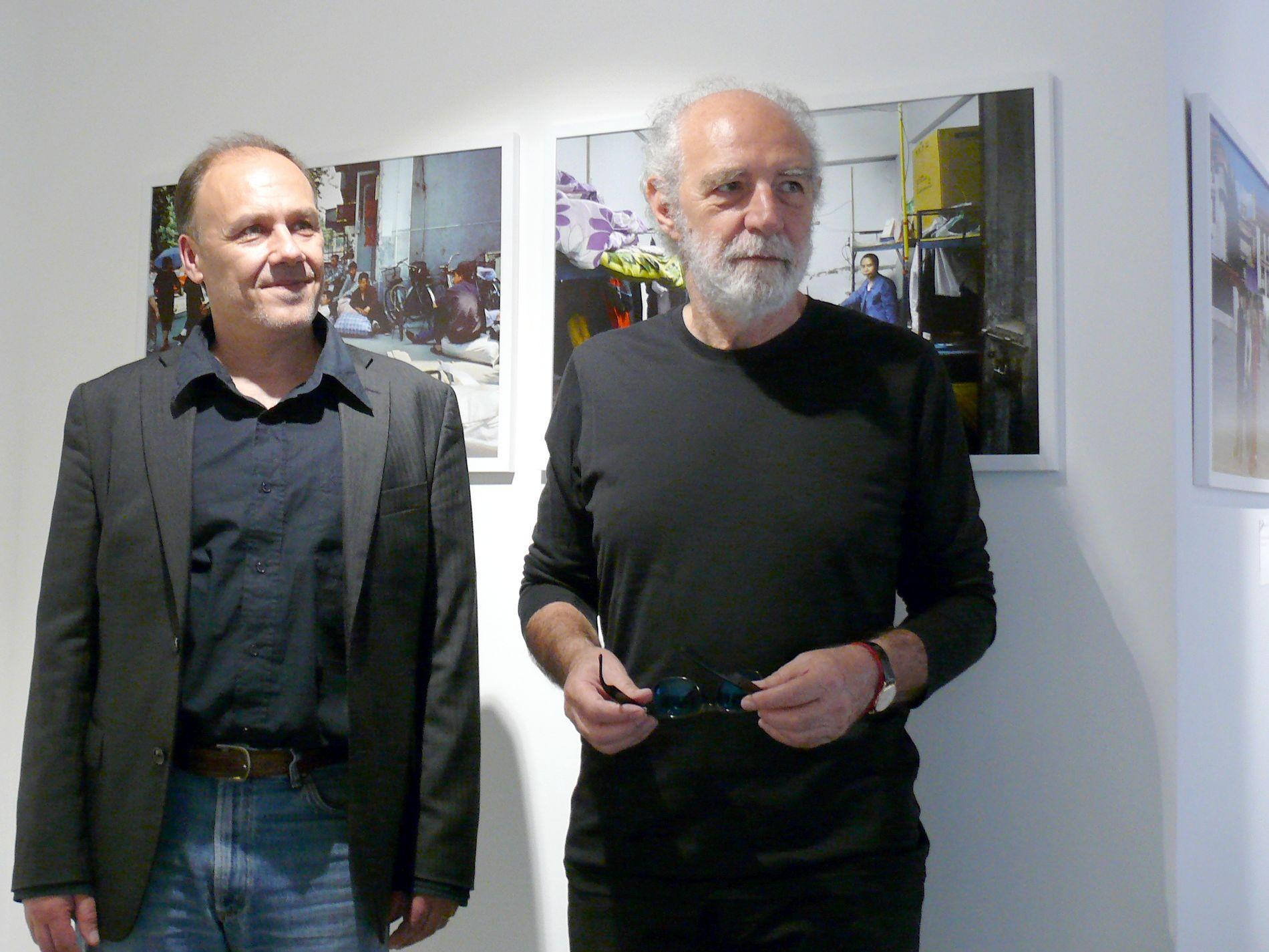 La Cina di Paolo Longo, mostra fotografica a Macerata