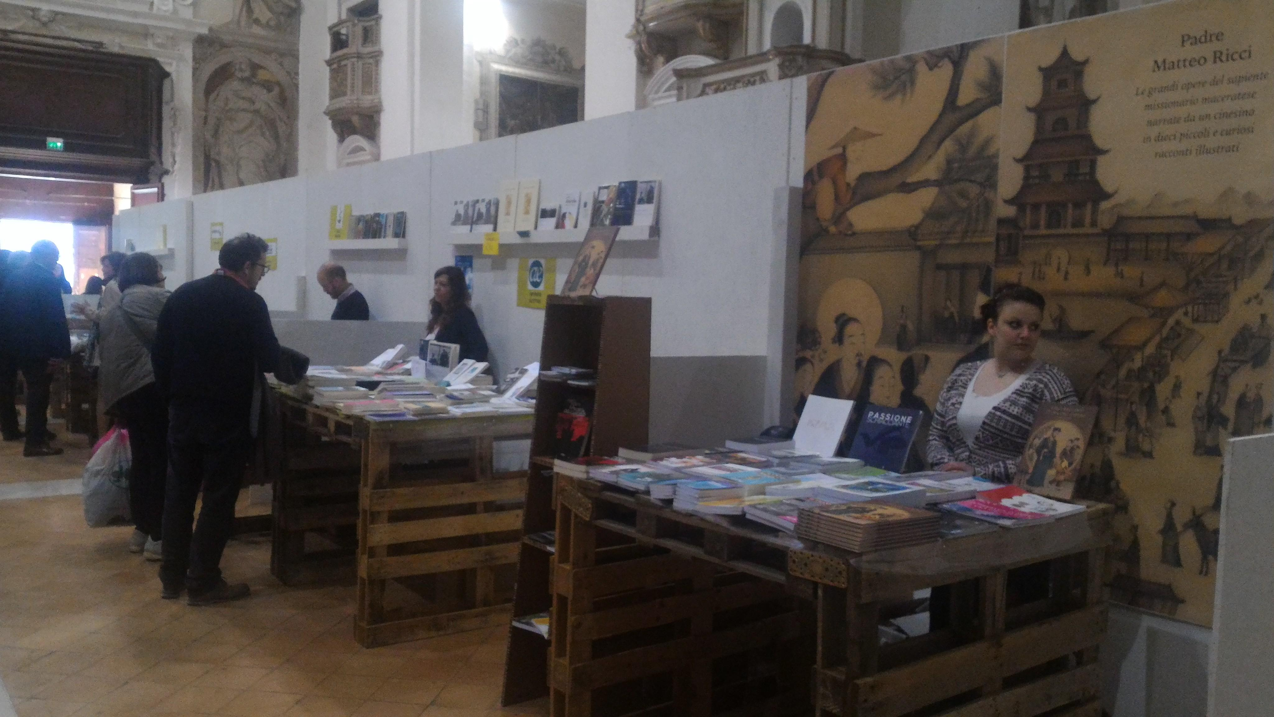Macerata Racconta, editori in mostra e appuntamenti di sabato