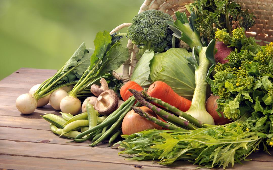 Nuovo mercato agricolo, prodotti da filiera corta biologica