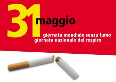 Giornata mondiale senza fumo. Il tabagismo nelle Marche