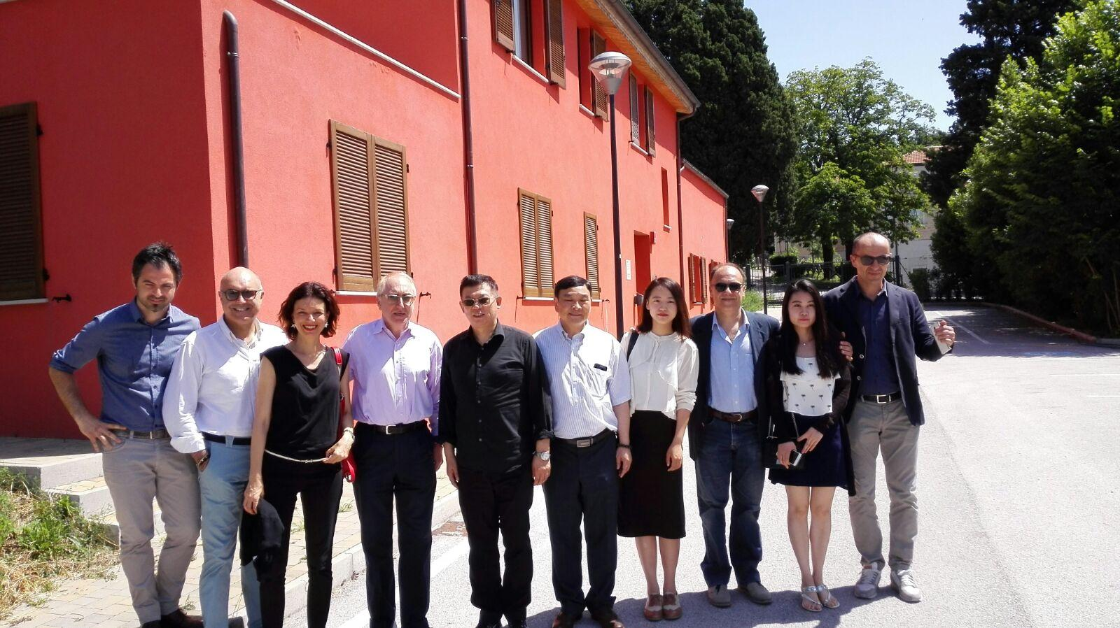 Progetto Villa Lauri, un centro per i rapporti con la Cina