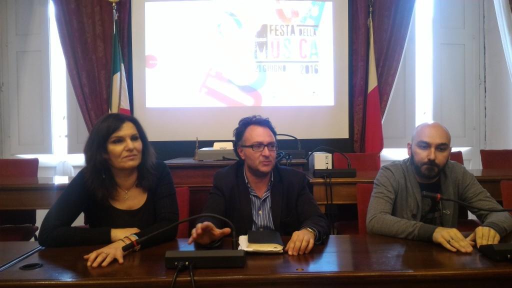 Stefania Monteverde, Massimiliano Sport Bianchini, Donato Bevilacqua