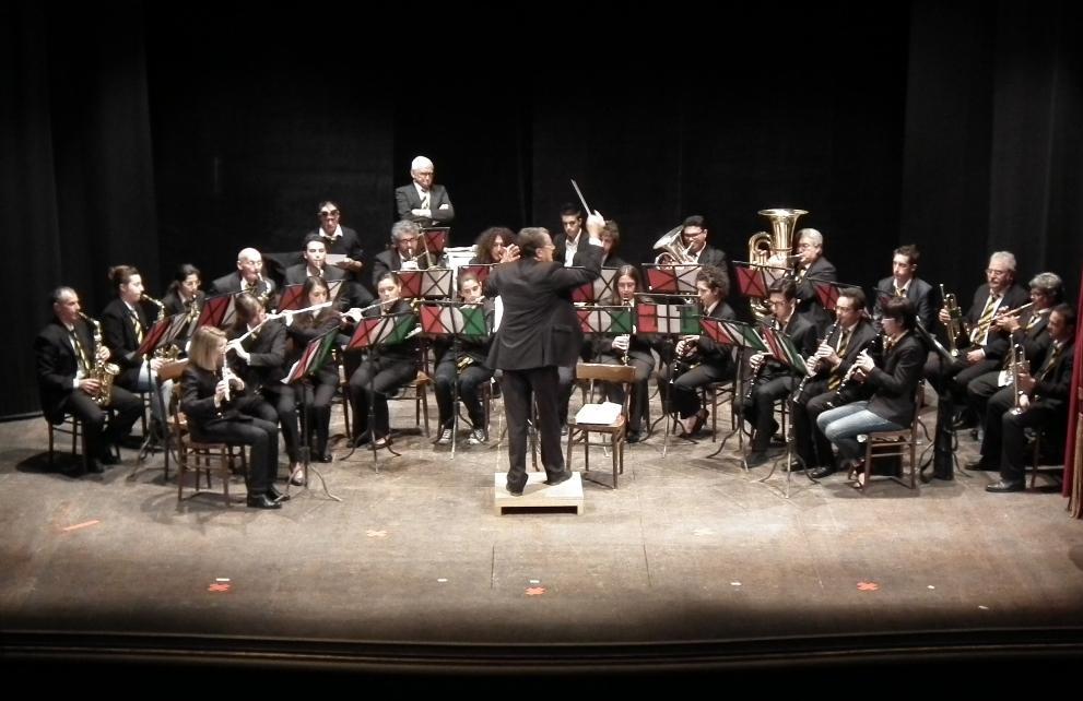 San Severino, concerto per la Repubblica al Feronia