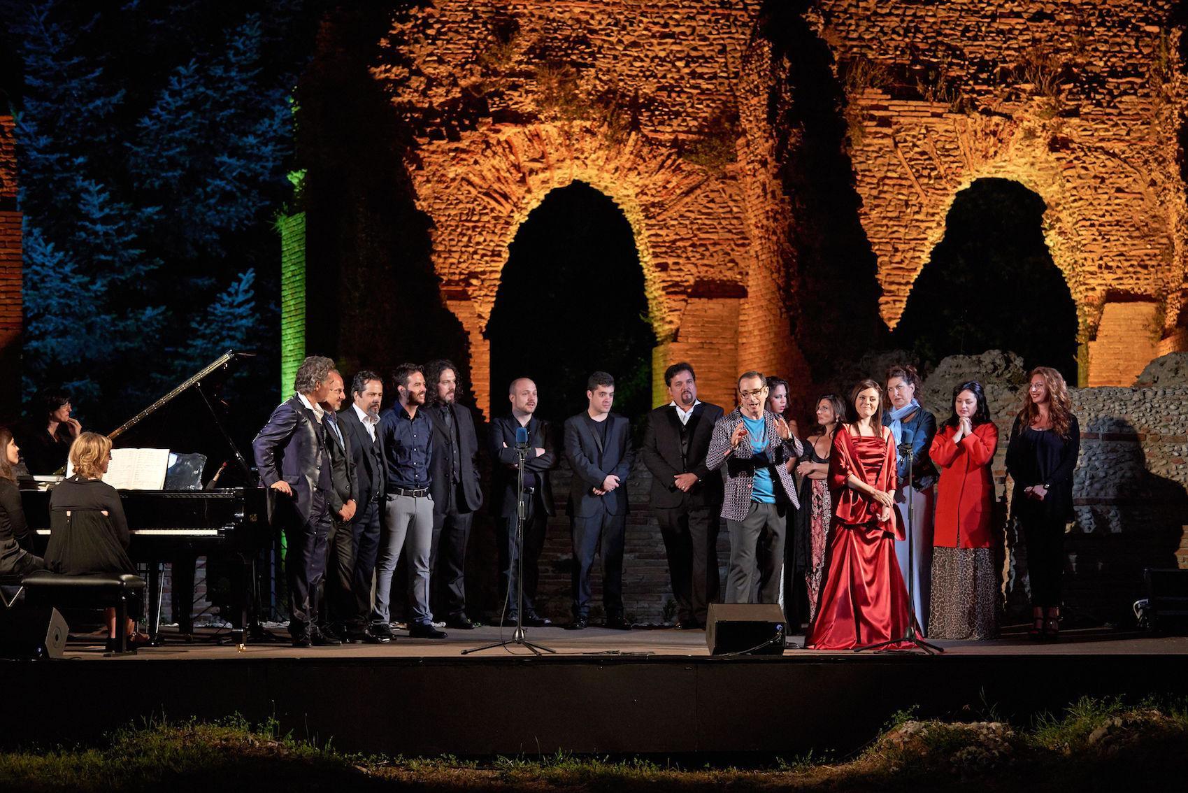 Festa dell'Opera con il MOF al Recina Live 2016