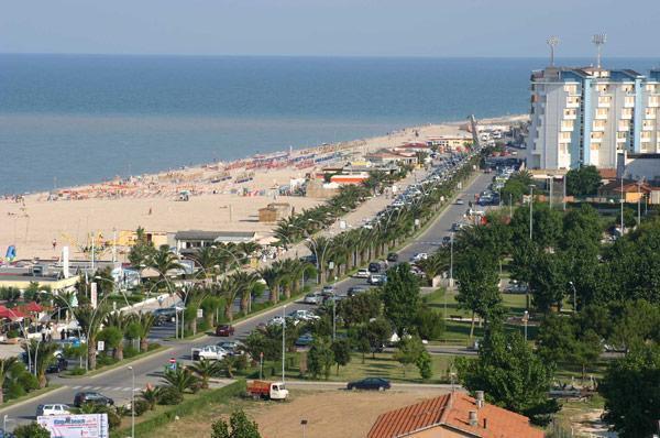 Civitanova: da martedì lavori sul lungomare sud