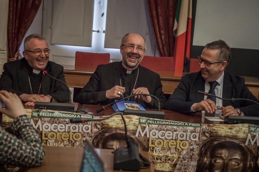 Mons. Veccerica, MOns, Marconi, Ermanno Calzolaio