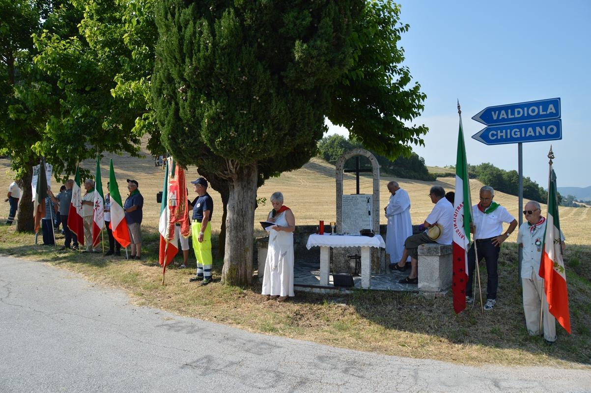 San Severino commemora la liberazione e gli eccidi del 1944