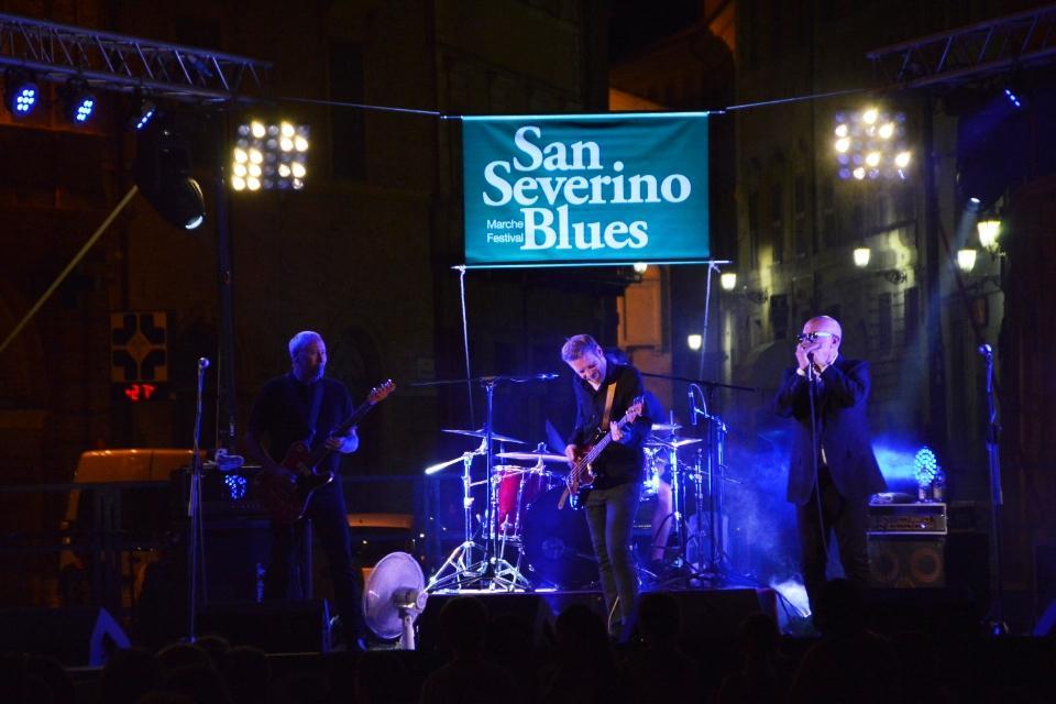 San Severino Blues, Nina Below Zero per i 25 anni del festival