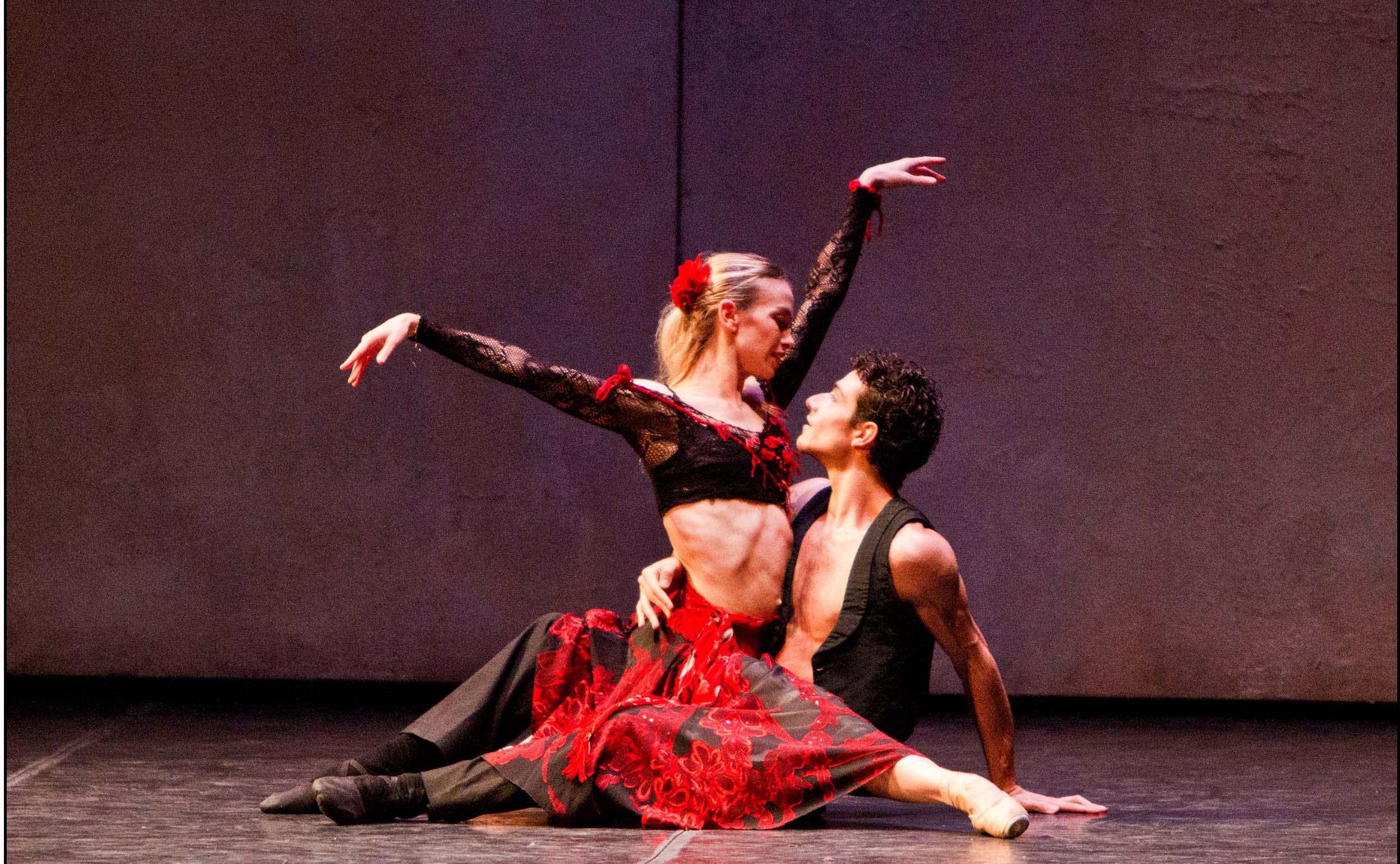 Civitanova Danza, la Carmen di Eleonora Abbagnato