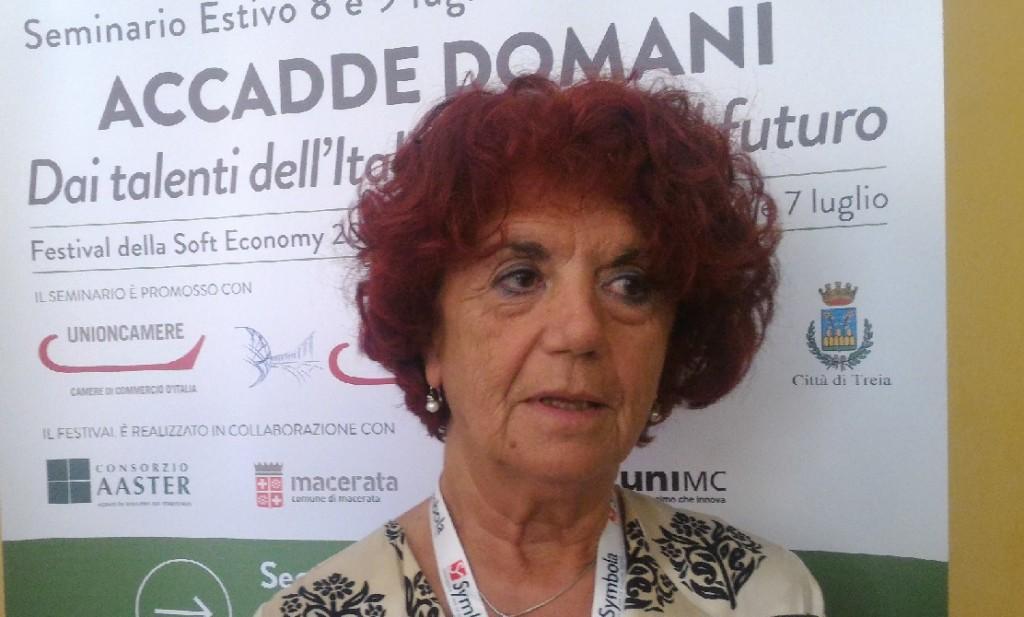 Valeria Fedeli, vicepresidente del Senato