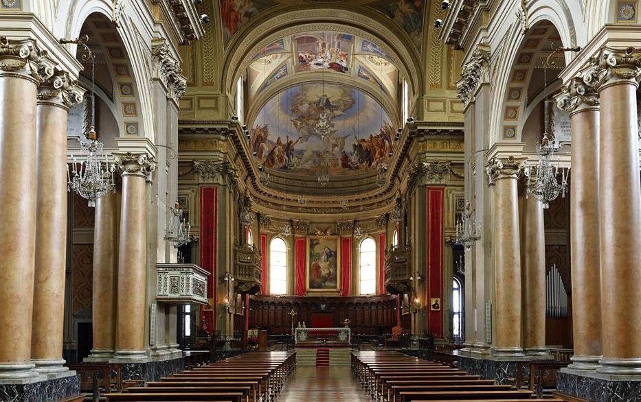 Duomo inagibile, messa per il Patrono San Giuliano allo Sferisterio