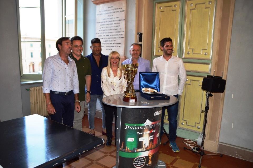 Pattinaggio, a San Severino Marche l'Italian Inline Tour