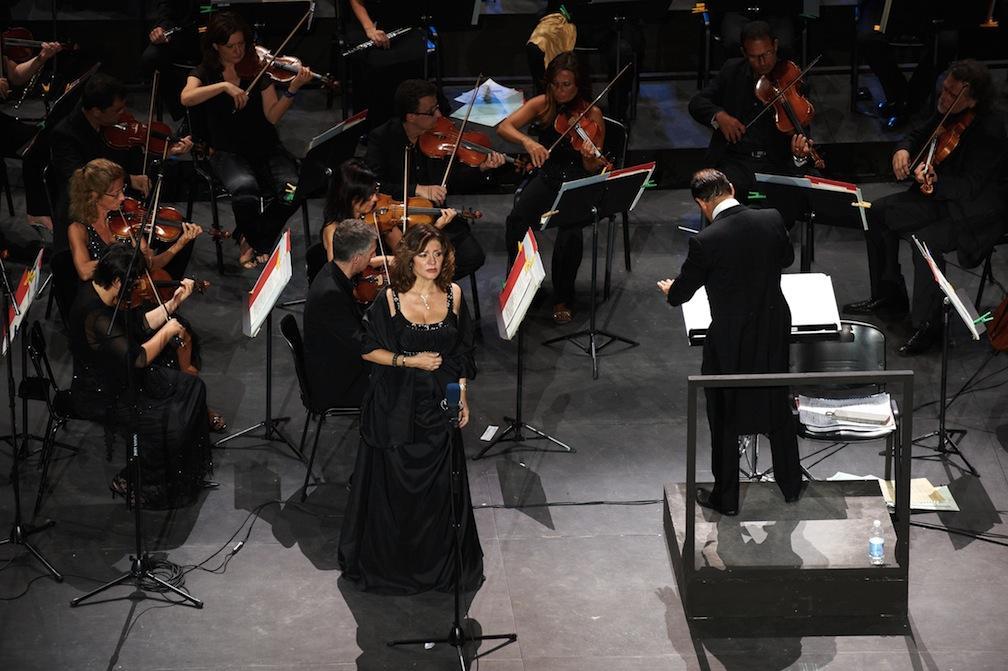 Commozione per la scomparsa del soprano Daniela Dessì