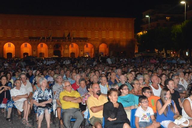 Civitanova, teatro dialettale al quartiere Risorgimento