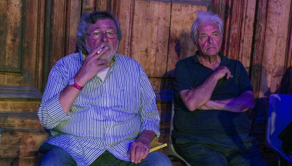 Francesco Guccini e Piero Cesanelli