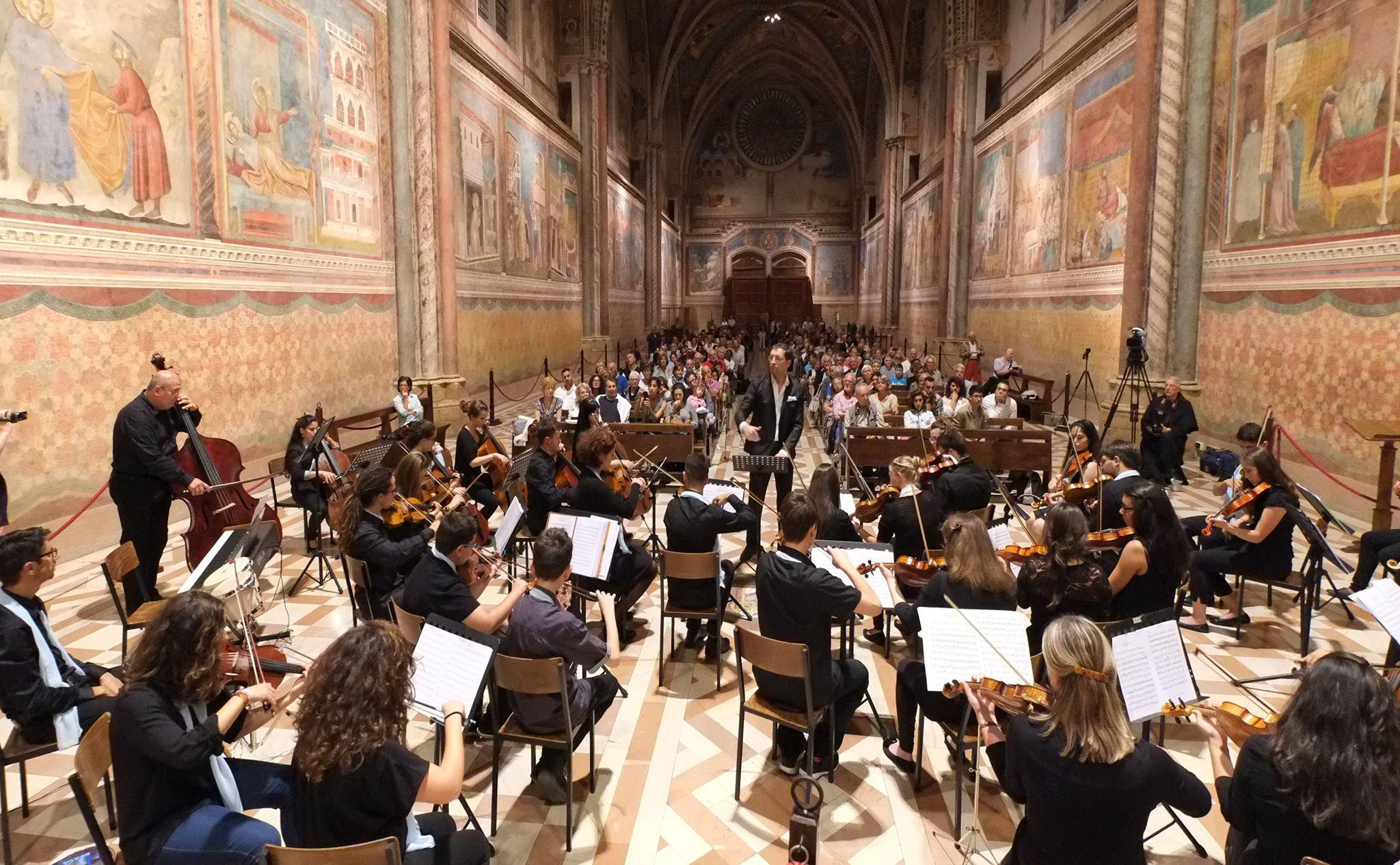 """Pentagrammando la pace insieme"", concerto a Civitanova Alta"