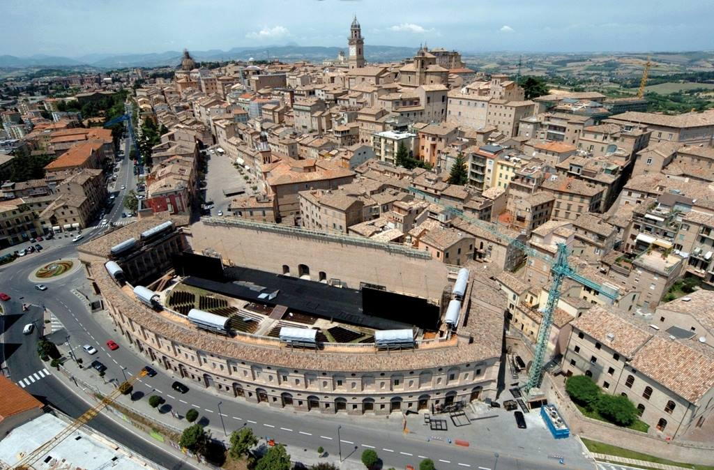 Macerata aderisce a Wiki Loves Monuments Italia 2016