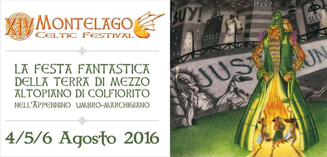 Montelago Festival, i Celti invadono gli appennini