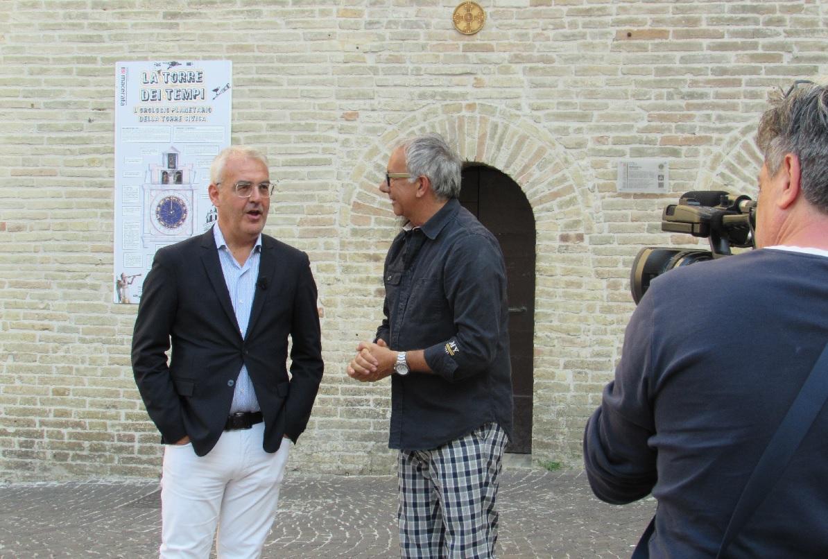 Macerata e Porto San Giorgio su Marcopolo TV