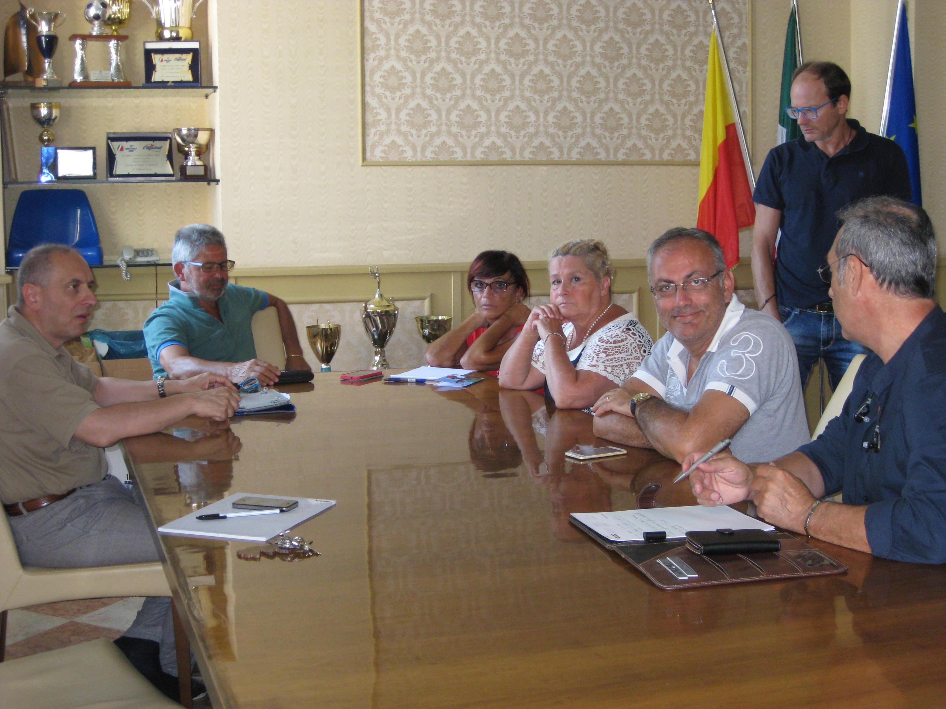 Terremoto: a Civitanova Marche cordoglio e primi interventi