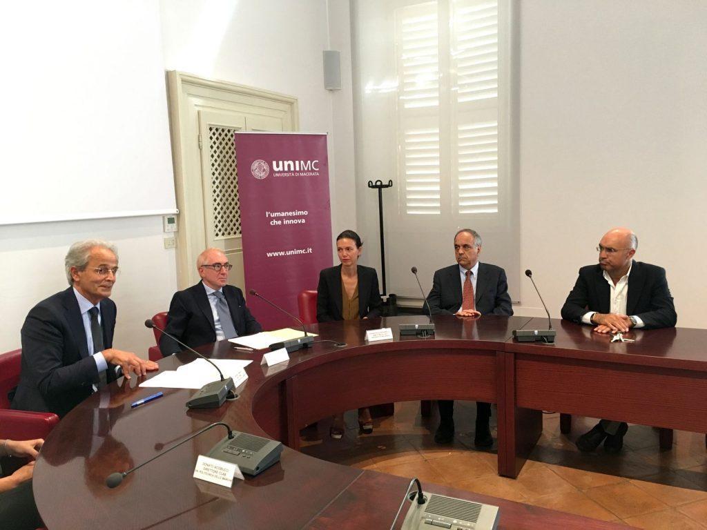 Sauro Longhi, Luigi Lacchè, Francesca Spigarelli, Francesco Adornato, Mauro Giustozzi