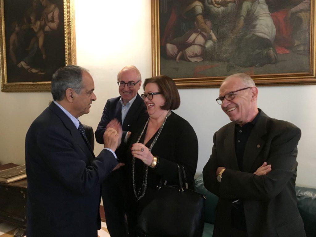 Francesco Adornato, Luigi Lacchè, Rosaria Ruiti Del Balzo, Michele Corsi