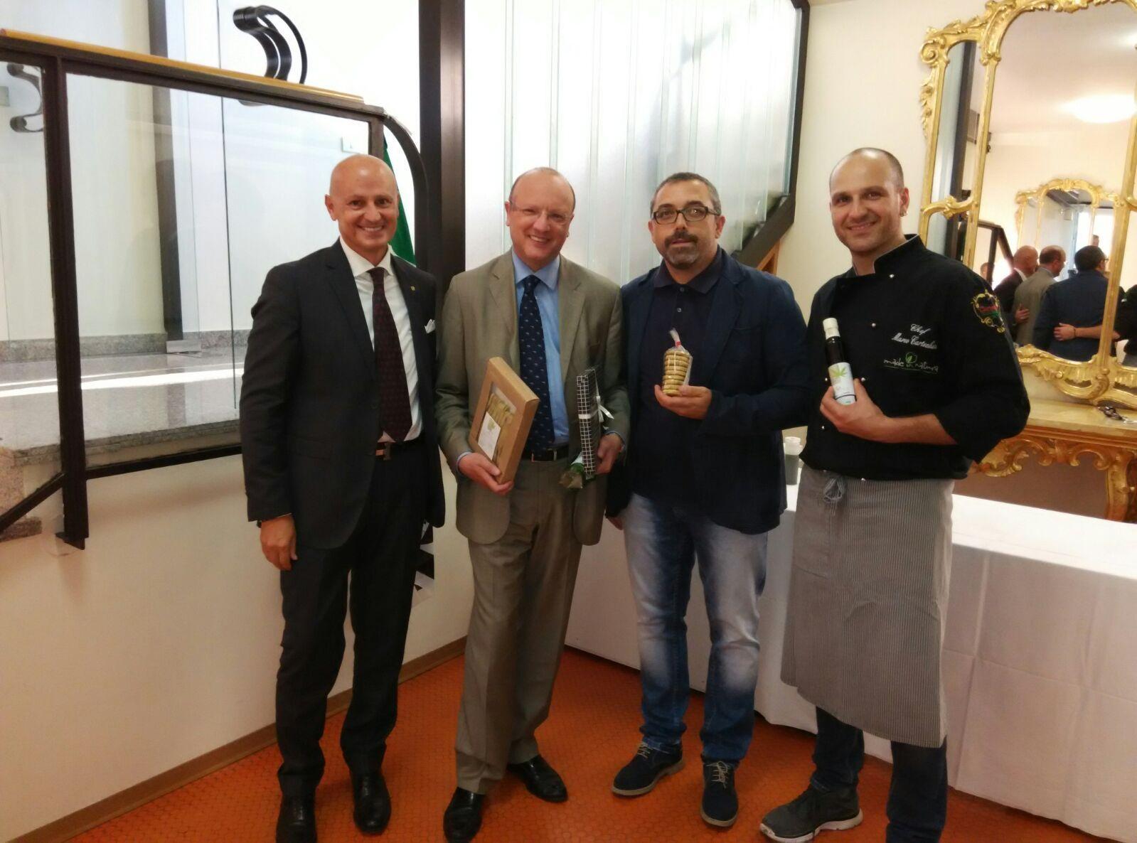 """La Copagri al """"Rotary in fiera"""" di Recanati. Street food e solidarietà"""
