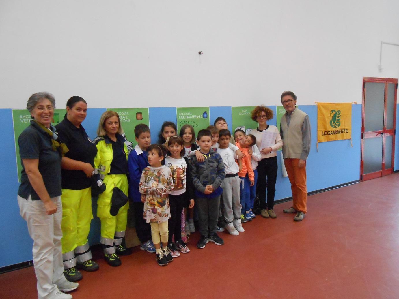 Puliamo il mondo, incontri nelle scuole di San Severino Marche